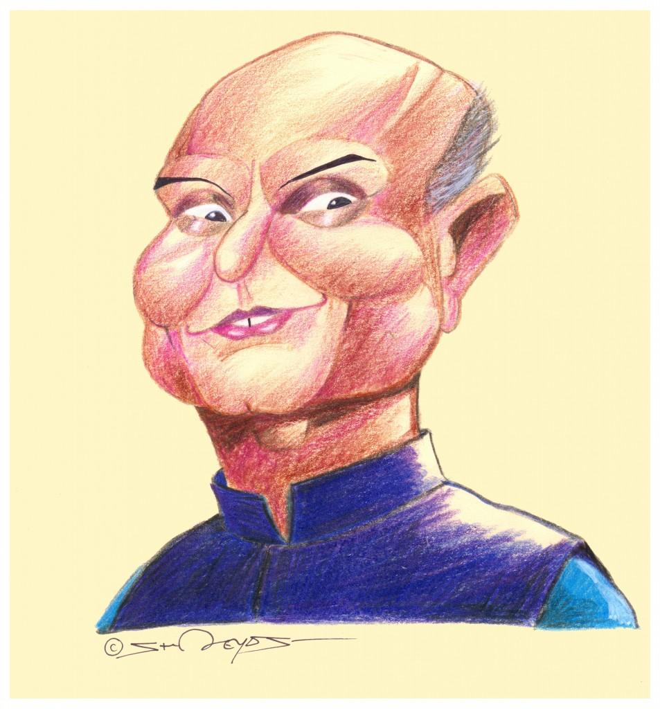 pallam raju caricature high res
