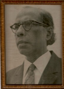 Photo of Prof. Kamath