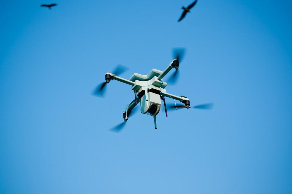 NETRA UAV for ezine