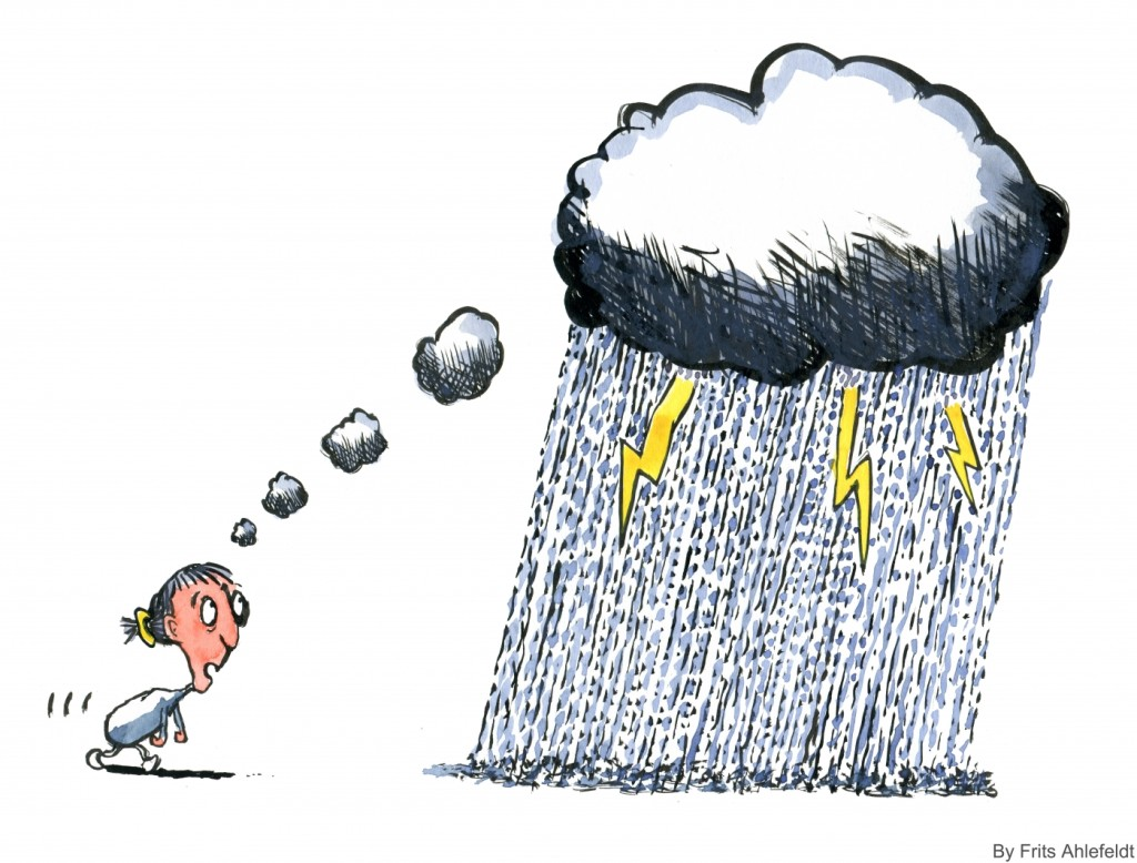 creating-own-worries-rain-clouds