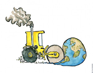earth-flat-steamroller-yellow_FRITS AHLEFELDT