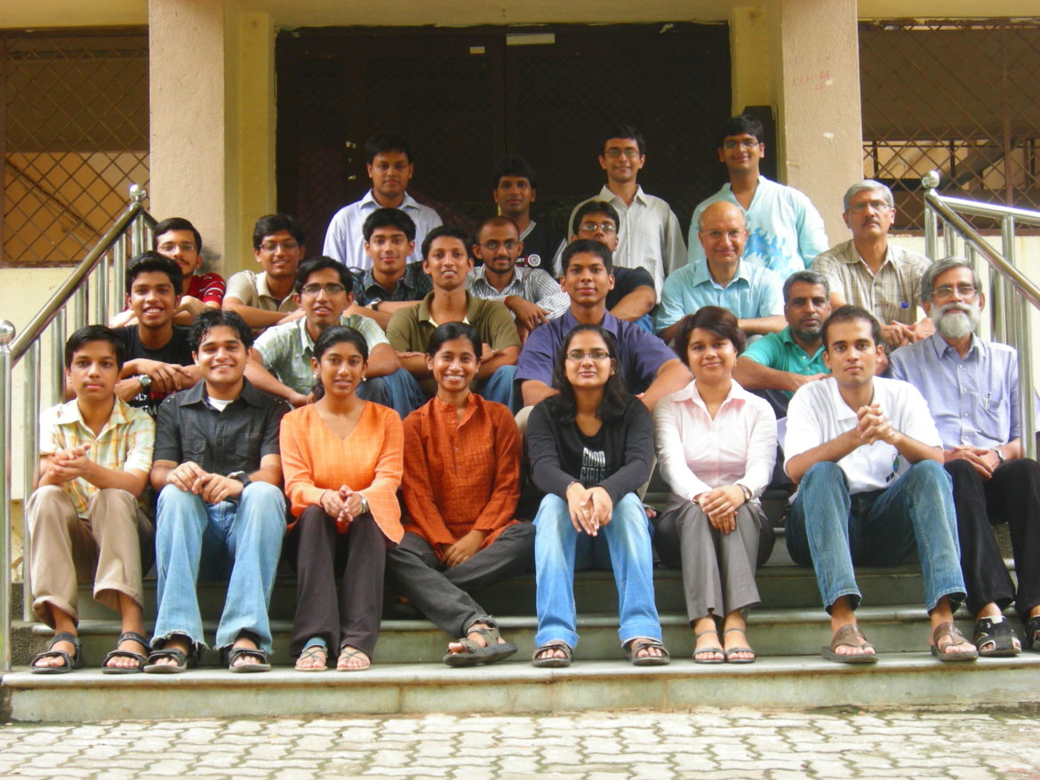 Pratham: The First Student Satellite of IIT Bombay